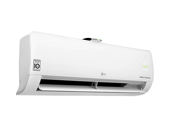 AC LG P10RV3 DUALCOOL ThinQ With Watt Control-Deluxe Air Purification